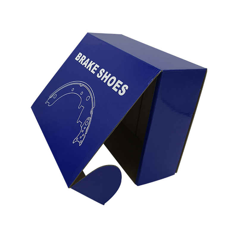 Corrugated Paper Packaging Mailer E-commerce Shipping Box For Garment