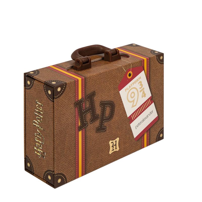 Harry Potter rigid gift box with plastic handle